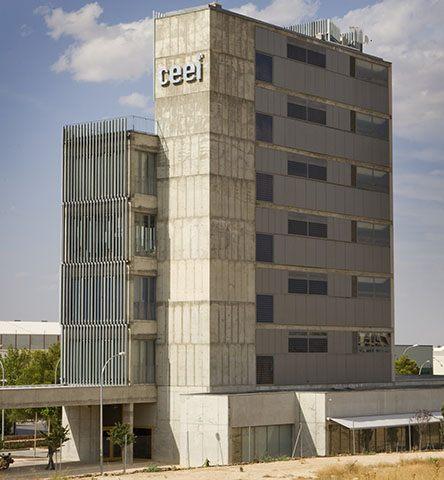 Edificio CEEI Albacete