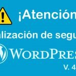 ¿Actualizo a WordPress 4.9.2?
